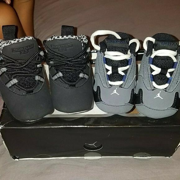 Jordan Shoes | Newborn Infant Jordans